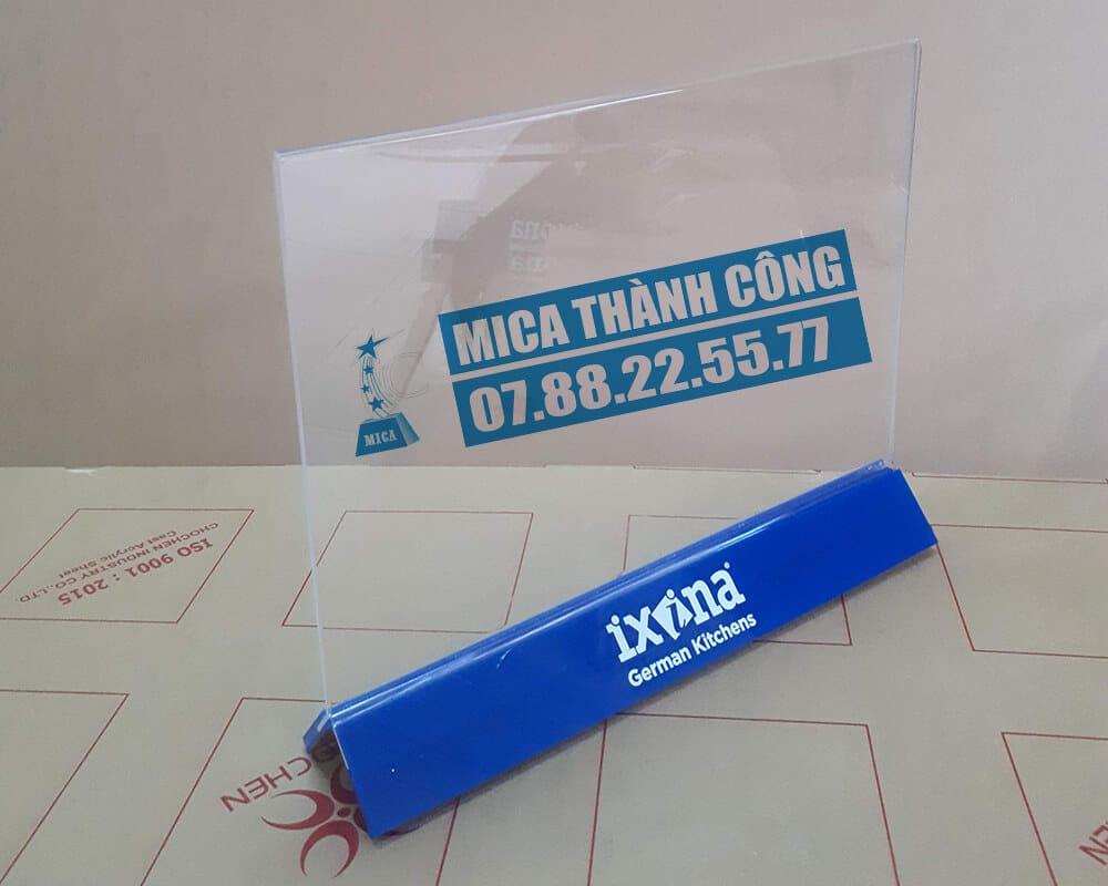 gia công mica theo yêu cầu tại TP.HCM